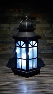 Lantaarn LED klein Cosy@Home 1