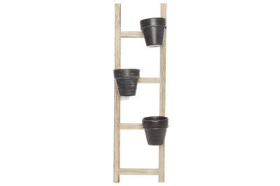 Bloempot ladder 3 potten