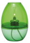 lamphouder glas apollo moonlight groen